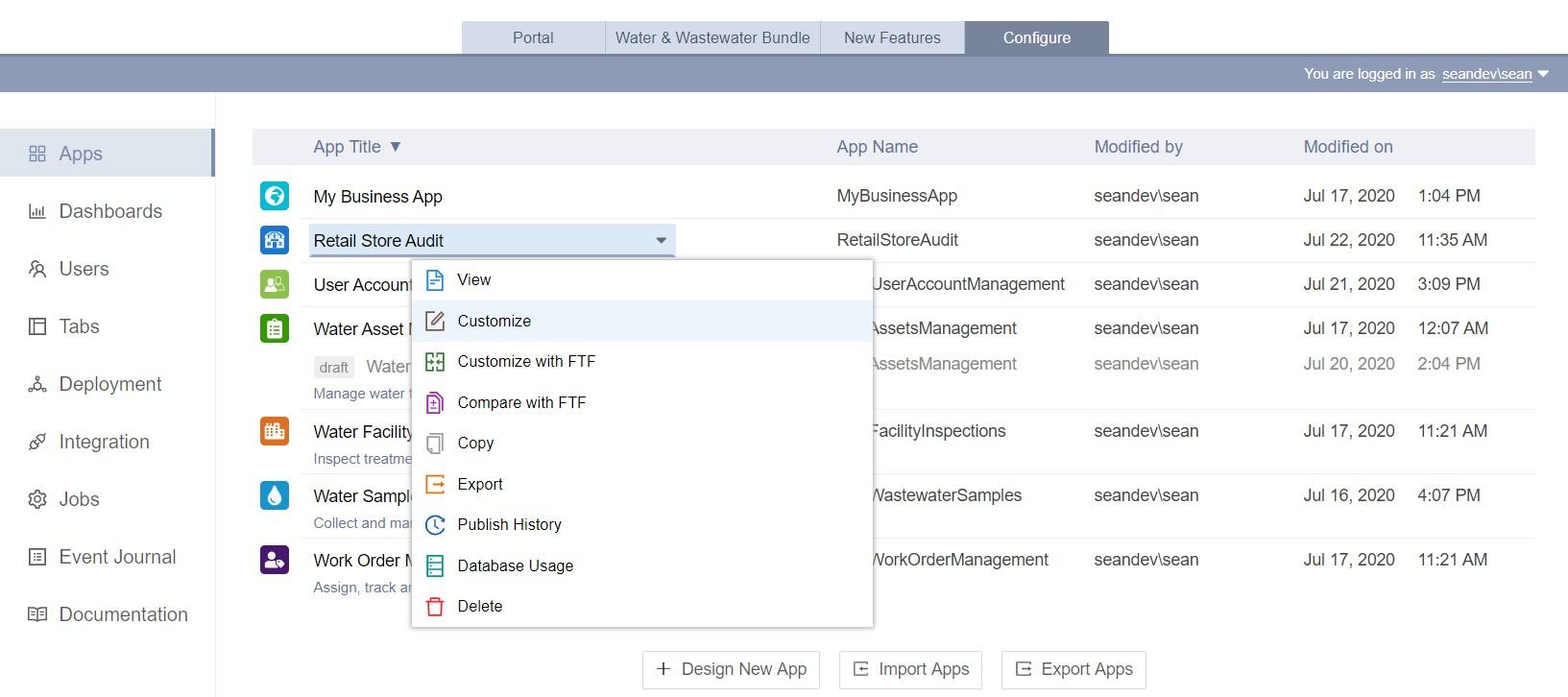Flowfinity - Create PDF documents