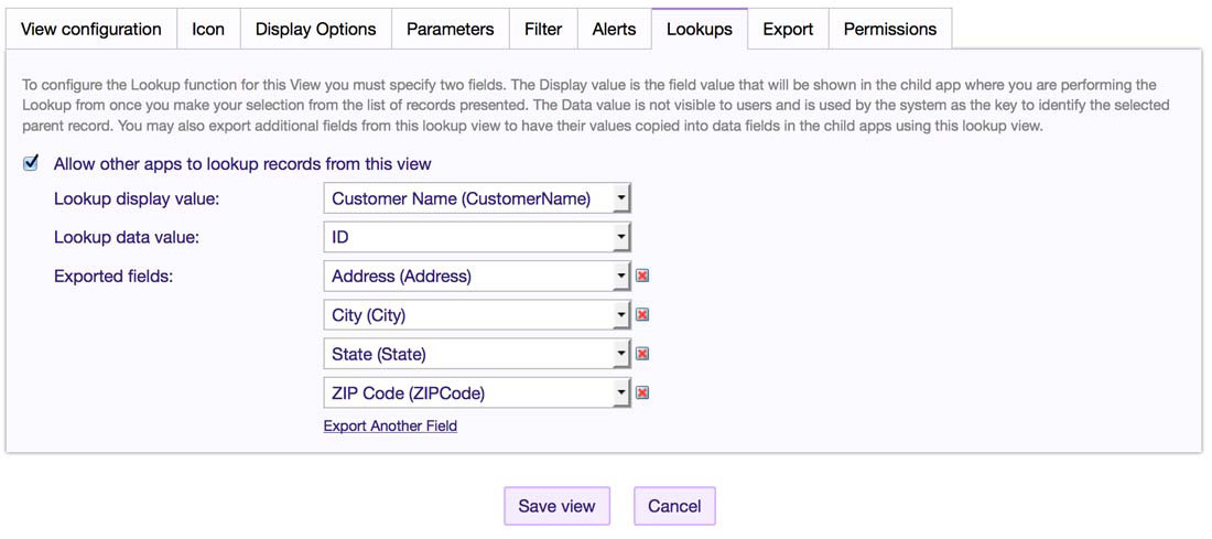Flowfinity - Prefill Entry and Selection Fields in Forms